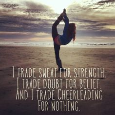 Cheer Quotes Tumblr | All Star Cheerleading Quotes Tumblr