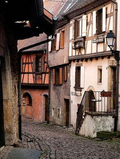 Attractive Alsace http://www.travelandtransitions.com/european-travel/