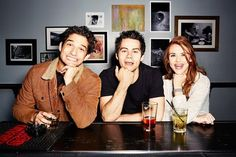 Image via We Heart It #teenwolf #teenwolfcast