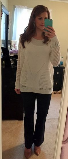 Stylist:  I would LOVE to see this in a future fix!  Mystree Aldora Pullover Sweater
