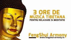 3 ore de Muzica Tibetana pentru relaxare si meditatie