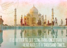 Tick the Taj off your bucket list?