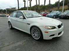 Cars for Sale: 2011 BMW M3 Sedan - $61,975 - 16,081 miles - 6 speed manual
