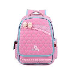 c80082e203be Top Brand Orthopedic Cute Love Heart Princess Children School Bags Backpack  Mochila For Teenagers Kids Boys Girls Laptop Bag