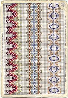 Discover thousands of images about Vagonite - Rosilda Maria - Picasa Web Albümleri Swedish Embroidery, Towel Embroidery, Embroidery Patterns, Ribbon Embroidery, Cross Stitch Borders, Cross Stitching, Cross Stitch Embroidery, Cross Stitch Patterns, Loom Patterns