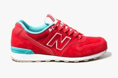 I've been thinking of taking up jogging. These beautiful red runners just may put me over the edge!