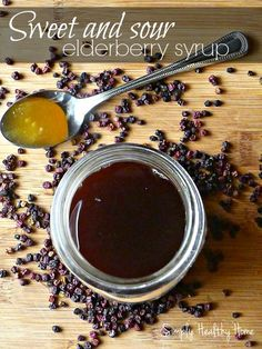 This is an easy, DIY recipe for making elderberry syrup. We love to keep this around in the winter to help keep the immune system happy and healthy.