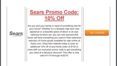 Brought to you by http://www.imin.com and http://www.imin.com/store-coupons/sears/