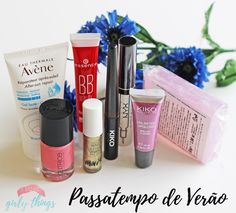 GIVEAWAY || Passatempo de Verão | I Love Girly Things