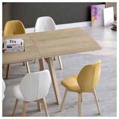 "Scandinavian style what else ?  . . Check our client ""une chaise sur le toit"" on www.webdeco.com . . .  #chair #scandinaviandesign #designer #design #inspiration #decoaddict #instadecor #architecture #homestyle #deskdecor #yellow #moderndesign #scandinavian #bois #wood #whitechair #chaise #style #styleblogger #homedecor #interiordesign  #whitestyle #furnituredesign #furniture #webdeco #table #lifestyle"