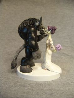World of Warcraft Cake Topper <3