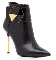 Nicholas Kirkwood Shoes Fall Winter 2013   boots www.finditforweddings.com