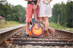 couples portrait session | cherries | coke | cupcakes | country
