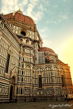 The Duomo @ Florèncè, Italy -went on top of this thanksgiving of 2011!