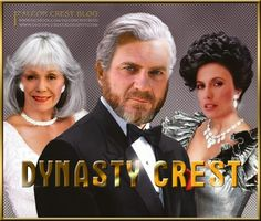 www.falcon-crest.blogspot.com / www.facebook.com/falconcrestblog Falcon Crest Fun: New Dynasty Cast! :-) ☞ Please share with your friends, like and comment ☜ #falconcrest #soapoperas #80s #tvshows #dynasty