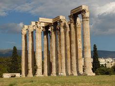 #Athens #ruins June 2014 Athens City, Summer 2014, Greece, Greece Country