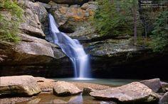 Cedar Falls Hocking Hills Ohio