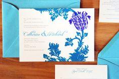 The Printing Press: Wedding Invitations