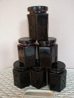 Seedless blackberry and elderberry jam @ http://allrecipes.co.uk