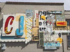 Post image for Construction Junction: Building on the Idea of Reuse Live Love Life, Free People Blog, Free Blog, Reuse, Paper Art, Street Art, Illustration Art, Construction, Graphic Design
