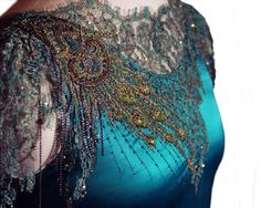 Costume Embroidery & Illustration by Michele Carragher for Film & TV - Peaky Blinders Gallery
