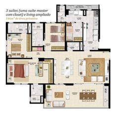 plantas-de-quartos-com-closet-17.jpg (788×768)