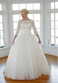 Bruna Virgínia da Silva Vestido de casamento Plus Size -  BabyonlineDress
