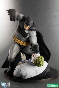 Dark-Knight-Returns-Batman-Statue-1 Dark Knight Returns Batman Statue From Kotobukiya