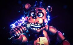 DeviantArt - Discover The Largest Online Art Gallery and Community Freddy 2, Five Nights At Freddy's, Fnaf Wallpapers, Fnaf Baby, Good Horror Games, Fnaf Characters, 2 Kind, Anime Fnaf, Freddy Fazbear