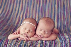 How to Photograph Twins