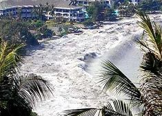 December 26th 2004 Indain Ocean tsunami.