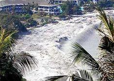December 26th 2004 Indain Ocean tsunami.