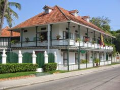Casa museo Rafael Núñez. Cartagena, Colombia.