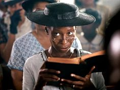 The Color Purple - Loved and hated this movie! In other words, well acted, and done wonderfully.