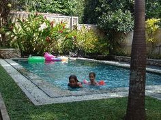 small inground pools for small yards | beautiful small resort with great service - Nefatari Exclusive Villas ...