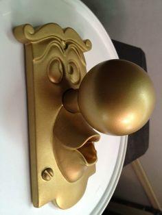 Life Size Alice in Wonderland Door Knob Disney Disneyland movie Prop replica | eBay