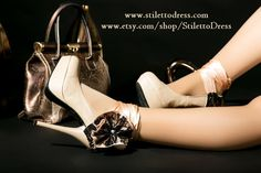 Flowers Of Lolita --  If you like what you see, check out our webshops for more!   www.stilettodress.com --  www.etsy.com/shop/StilettoDress