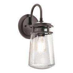 Kichler Lighting 4944 Lyndon 1 Light Outdoor Sconce | ATG Stores
