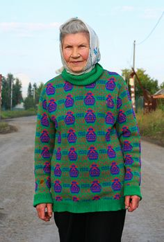 Style from Omsk.