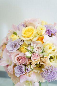 cute color bouquet