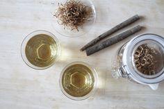 若返りのゴボウ茶を作る(1)