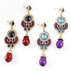 Vintage Drop Earrings – USD $ 4.99