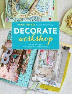 Decorate Workshop  #GiveBooks @Chronicle Books