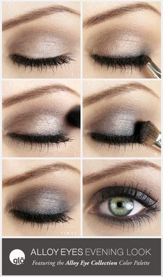 glo | Revealing Beauty: glo How-To: An Evening Look Featuring the Alloy Eyes Collection