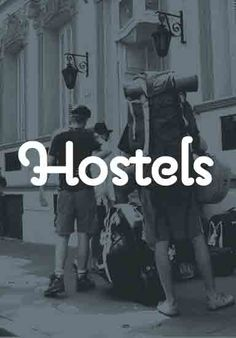 Lonely Planet Hostels