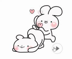 Cute Love Pictures, Cute Love Memes, Cute Love Gif, Cute Cartoon Images, Cute Cartoon Wallpapers, Cartoon Pics, Cute Bear Drawings, Cute Cartoon Drawings, Naughty Emoji