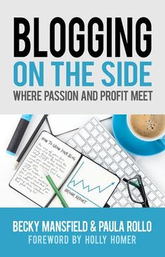 Blogging on the Side – where passion meets profit {Book} - I adore the blog, it is a daily read for me so was excited to see this book from the two ladies behind the blog. It doesn't disappoint.