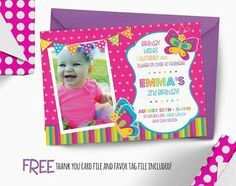 Download Now Free Printable 1st Birthday Invitations FREE