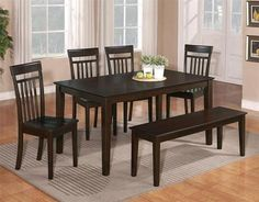 Dining Table Bench Seat Design Ideas Pinterest