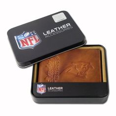 NFL Carolina Panthers Embossed Passcase by Rico. $19.05
